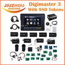 Original Yanhua Digimaster 3 Digimaster III Odometer Correction Master with 980 Tokens Update Online support key programmer
