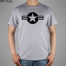 SUPER POWER MILITARY U.S. Air Force USAF T-shirt 10713 Fashion Brand t shirt men new DIY high quality(China)
