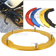 Gold motorcycle accessories Transmission Belt Pulley Cover For Yamaha t-max tmax 530 2012 2013 2014 2015