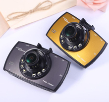 Hot-sale Full HD 1080P Night Vision Car dvr 170 degree wide-angle lens Camera video Recorder , h.264 carcam blackbox for car