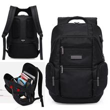 Water-Resistant Anti-Theft Laptop Backpack With USB Port Outdoor Travel Laptop Backpack 2017 New