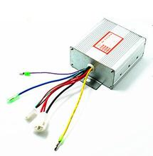 Free Shipping 500W 24V DC brush motor controller E-bike electric bicycle speed control