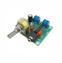 PM2038 Amplifier Board AC and DC 5V small power amplifier 5Wx2 high fidelity finished board(China)