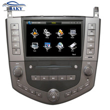 8 inch Professional Wince Car Multimedia DVD Player For BYD S6 With GPS Navigation Free Map
