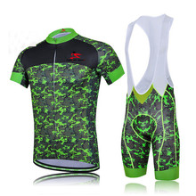 2017 New Maillot Cycling Jerseys Racing Bike cube Cycling sets Clothing MTB Cycle Clothes Wear Ropa Ciclismo Sport camouflage
