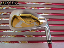 Brand New Women 3 Star Boyea IS-03 Iron Set Golf Irons Women Golf Clubs 5-11AwSw L-Flex Graphite Shaft With Head Cover
