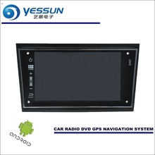 Car Android Navigation Radio Stereo CD DVD Player GPS Navi Screen Multimedia - For Holden Astra / Saturn Astra / Vauxhall Astra