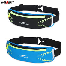 Haissky Universal Waterproof Sport Waist Bag Running Pouch Case For iphone 7 7 Plus 6 6S 5 Samsung S8 S7 S6 S5 S4 S3 Huawei P10