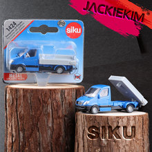 Siku U1424 High simulation model, high-quality cars,1:64 Scale alloy cars, dump truck ,Small gift car,free shipping