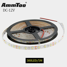 Waterproof Led Strip Light SMD 5630 ( 5730 ) 5M 300Led DC12V Flexible Stripe String Lights fita de led Lampada Led Lamp Light