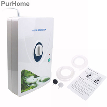 Ozone Generator Air Purifier With Water Sterilization Toilet Disinfectant Machine Air Cleaner Purification Timing Function