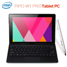 Pipo W1 Pro Tablet PC 10.1 inch Windows 10 Intel Atom X5-Z8350 1.44GHz Quad Core 4GB 64GB Dual Cameras with Stylus Pen/Keyboard