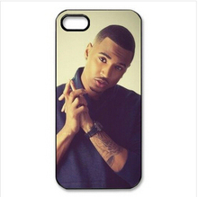 Cool Boy Trey Songz phone Cover case for iphone 4 4s 5 5s 5c 6 6s plus samsung galaxy S3 S4 mini S5 S6 Note 2 3 4 z1316(China)