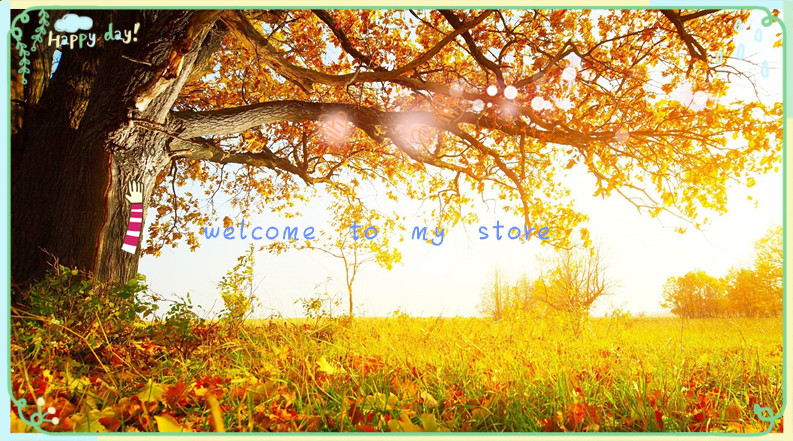 welcome my store