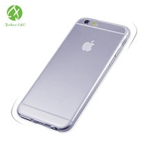 FEIHOO ELE Phone Case For Iphone 6s 7plus 5s 4s Cover Ultra-thin Transparent Soft Silicone Mobile Phone Bags Cases