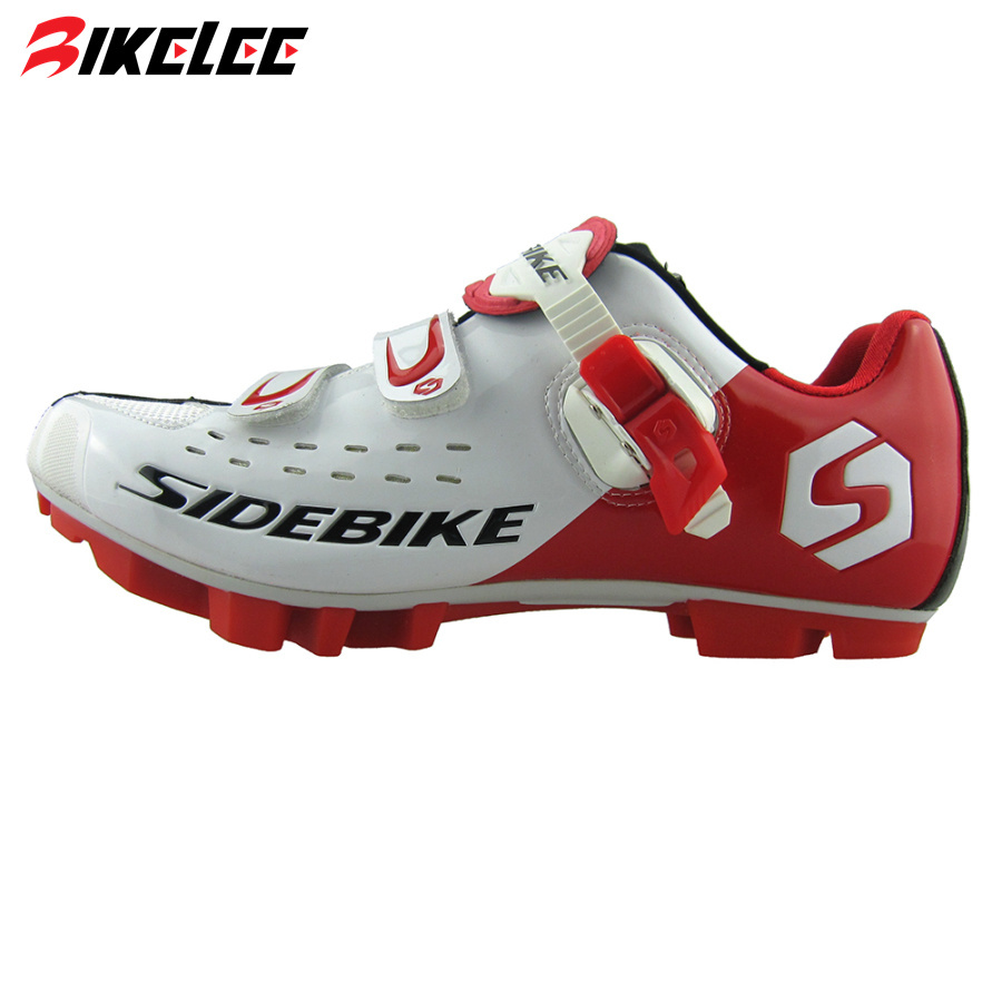 2017 Hot Sale Sidebike Mountain Shoes Mens Breathable Cycling Bike Bicycle Athletic Shoes Black/Green/White/Red Sneaker<br><br>Aliexpress