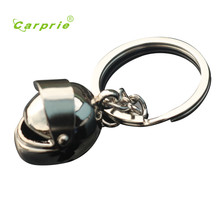 AUTO key ring car-styling Denmark Menu Metal steering-wheel Titanium Key Chain Car Ring Keychain Attachments  SE020