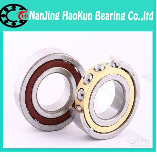 35mm diameter Angular contact ball bearings 7207 CJ 35mmX72mmX17mm ABEC-1 Machine tool ,Differentials,Blowers<br><br>Aliexpress