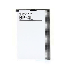 BP-4L Original Battery For Nokia E52 E55 E61 E61i E63 E71 E71X E72 E72i E73 E90 Mobile Phone Batterie Rechargeable li-polymer