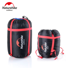 NatureHike 2017 New Arrived Multifunctional Outdoor Sports Hiking Camping Sleeping Bag Pack Compression Bags Storage Carry(China)