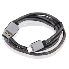 Strong Braided Extra Long USB-C USB 3.1 Type C Male Data Charge Charging Cable For Nexus 5X/6P OnePlus 2 GSCP2273