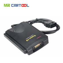 100% Original Super 16 Launch X431 CANBUS II Connector OBDII EOBD CAN BUS II Adaptor for X431 Diagun iii/Tool/master/iv Super 16