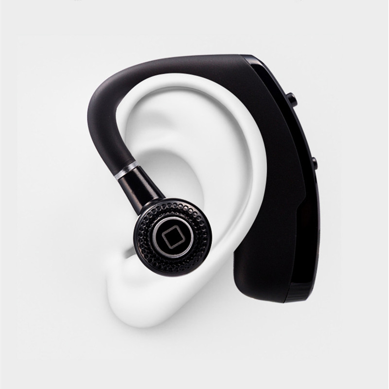 Handsfree business bluetooth headset earphone voice control wireless bluetooth headphones noise cancelling sports heaphones <br><br>Aliexpress