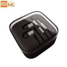 100% Original XIAOMI Piston II 2 Mi Headset Earphones With Remote & Mic For Mobile Phone Mi4 Mi3 Redmi Note Retail Box Free Ship