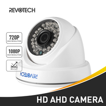 AHD 720P 1080P Full HD 1.0MP 2.0MP Cmos 36LED Indoor Outdoor CCTV Dome Camera Night Vision Security Cam with IR-Cut