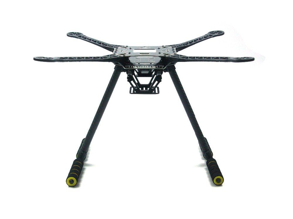 JMT S520 S600 Super Hard Arm 4-Axis Rack Quadcopter Frame Kit with Landing Gear Skid F450 Frame Upgraded for FPV Drone  F19456/7<br>