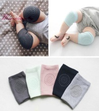 Buy Safety cotton Baby Knee Pads Crawling Protector Kids Kneecaps Children Short Kneepad baby leg warmers for $1.06 in AliExpress store