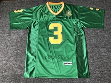 EJ Joe Montana #3 Football Jersey Fighting Irish Notre Dame Stitched Green(China)