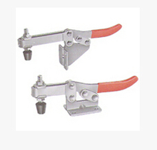 Metal Horizontal Quick Release Hand Toggle Clamp Tool 202FL(China)