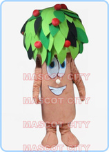 mascot fruit tree mascot costume customizable high quality perfoming props carnival advertising fancy dress kits 2591(China)