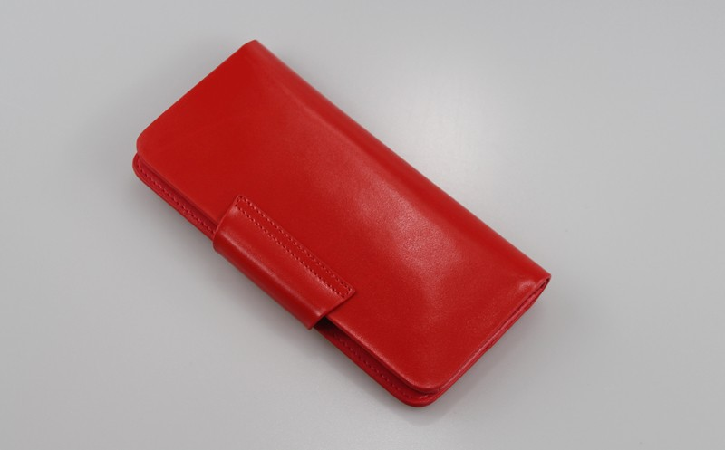 HTB1bDMHLFXXXXXDaXXXq6xXFXXXG - Harrm's Brand Classical Fashion genuine leather women wallets short red blue Color female lady Purse for women with coin pocket