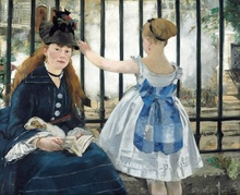 Canvas Painting Ideas Realistic Painting Home Decoration Modern Home Dec Edouard Manet Woman HD Print Paintings On Canvas Poster