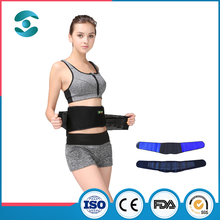 New Design Tourmaline Far Infrared Self Heating Magnetic Waist Support, Back Brace Relief Back Pain