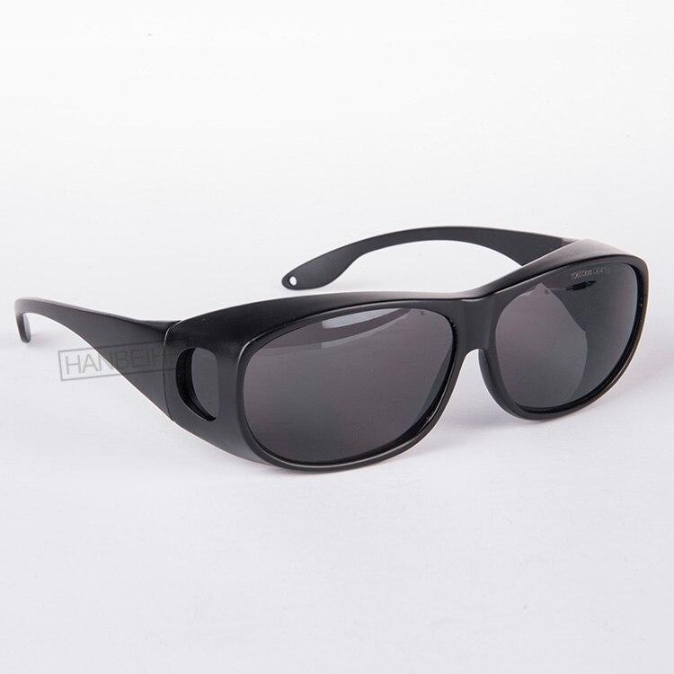 LSG-4 co2 Laser safety goggle for 10600nm Co2 laser , CE O.D 4+ VLT&gt;95%<br>