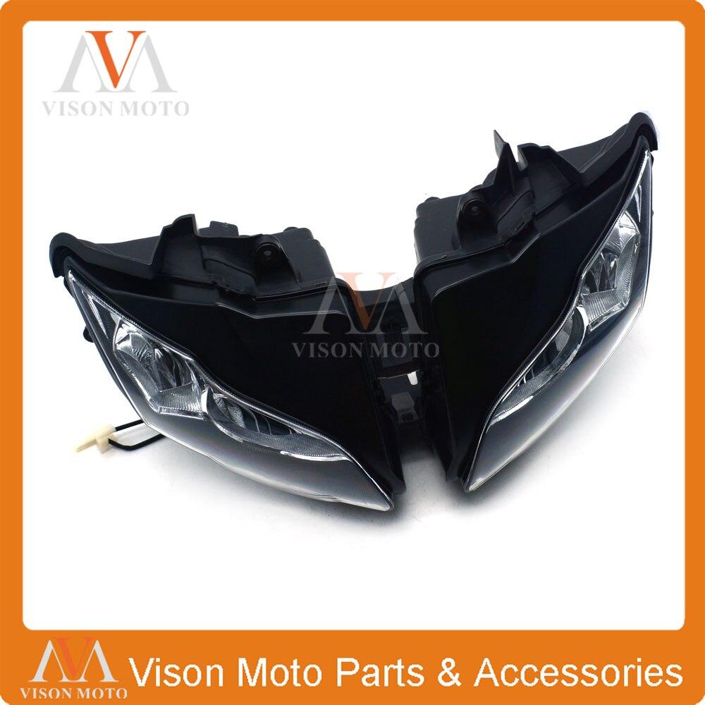 Motorcycle Front Light Headlight Head Lamp For HONDA CBR1000 CBR 1000 2008 2009 2010 2011 08 09 10 11<br>