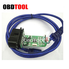 For OPEL TECH 2 USB Cable OBD2 OBDII Auto Diagnostic Scanner Tech2 Reset Oil Service Lightv / Mileage Interval JC20