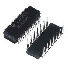 100PCS 74LS04 DIP-14 New and original SN74LS04N HD74LS04P 7404