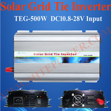 500W Grid Tie Inverter Solar DC 10.8-28V to AC 220V 230V 240V Grid Tie Inverter(China)