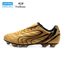 TIEBAO Professional old Football Boots Sport Football Shoes for Man Boys Outdoor Men Soccer Shoes Sneakers Shoes(China)