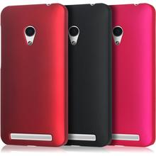 New Multi Colors Luxury Rubberized Matte Plastic Hard Case Cover For Asus zenfone 4 A450 A450cg Cell Phone Cover Cases