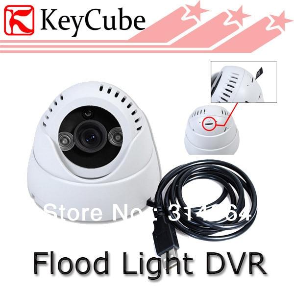 TF Card /Micro SD Card CCTV Camera DVR Recorder Plug and Play P2P IR Array Night Vision Dome Camera<br>