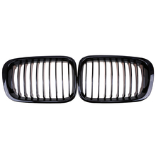 Car External Parts Auto Racing Grilles Fit for BMW 3-Series E46 Compact 2001-2005 Front Hood Center Grill Decoration