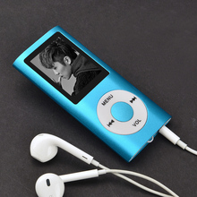 5 Colors USB Mini MP4 Player LCD Screen Support 32GB Micro SD TF Card  Portable MP4/3 Music Player FM Radio Video Player