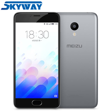 "Original Meizu M3 Mini 4G LTE 5.0"" HD IPS Screen Cell Phone MTK MT6750 Octa Core 2GB/3GB RAM 16GB /32GB ROM 13.0MP Mobile Phone"