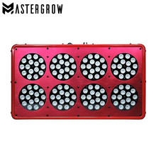 Apollo 8 Full Spectrum 600W 10bands LED Grow light Panel With Red/Blue/UV/IR For Medical Flower Plants And Hydroponic System(China)