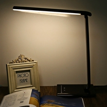 New Dimmable LED Desk Table Lamp Touch Switch 7 Level Dimming Light With 3 Lighting Modes Flexibly Adjustable Light Direction